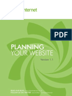 Guide Planning Website