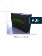 Dynamic Perception MX2 Dolly Engine Instruction Manual