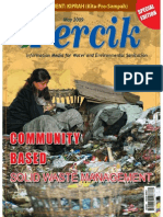 Community-Based Solid Waste Management. PERCIK Indonesia Water and Sanitation Magazine. Special Edition. May 2009