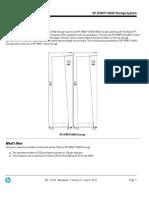 HP 3Par V400 Quick Specs