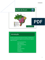 Fitogeografia Do Brasil