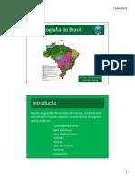 Fitogeografia Do Brasil