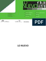 Lo nuevo_Publicación MEC