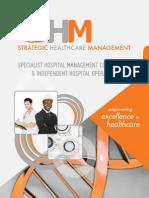 SHM Company Profile April 2012