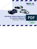 IVA Inspection Manual for M1 Passenger Cars