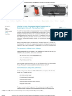 DocFinity - Plan for Success_ Knowledge Worker