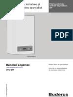 Buderus Logamax U042
