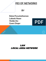 Basic Presentation On Networks