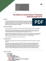 draft-ietf-oauth-v2-27