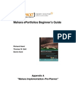 9781849517768_Appendix_A_Mahara_Implementation_Pre_Planner_Sample_Chapter