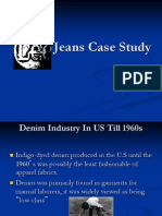 Lee Jeans Case Study