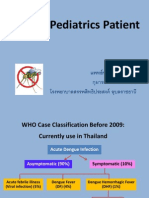 DHF in Pediatrics Patient