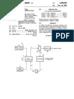 Method of Optimizing Performance of Rankine Cycle Power Plants_US4358930
