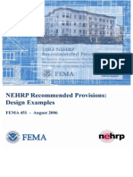 2003 NEHRP Seismic Regulation for New Buildings