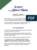 Les sagesses de Hatim al-'asamm
