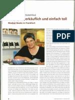 Modjaji Books at the Frankfurt Book Fair