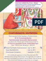 chaturmasya_2011