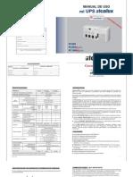 Atomlux 1000 Manual PC500-1000