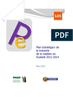PlanEstrategicoIndustriaMaderaEuskadi2011-2014