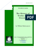 The History of Troilus and Cressida - Shakespeare