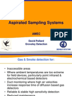 Aspirated Sampling Systems