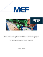 Understanding Carrier Ethernet Throughput - V14