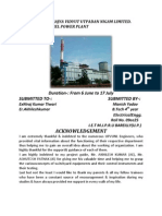 Project Report by manish yadav