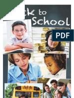 Aiken Standard - Back to School 2012