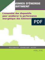 Bâtiment & Facteur 4 _plaquette 2008