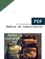 Audiencias y Medios de Comunicación