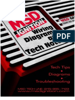 MSD IGNITION Wiring Diagrams and Tech Notes | Distributor | Ignition
