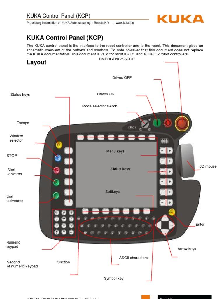 kuka robot programming manual pdf