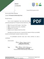 Ofício Censo Escolar Circular 19