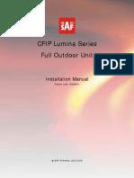SAF CFIP Lumina Install Manual