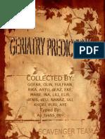 Geriatry Prediction[1]