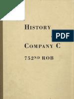 752 nd Railway Operating Battalion Co. C Unit History