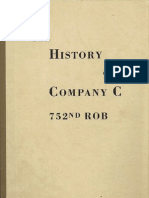 752 nd Railway Operating Battalion Co. C Unit History