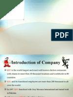 Presentation KFC
