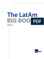 ITAÚ  LATAM BIG BOOK 2012