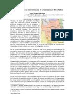 RIVERA CUSICANQUI Silvia - Bolivia - Metáforas y retóricas en el levantamiento de Octubre