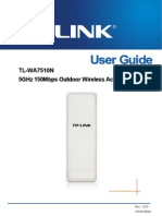 Tl-wa7510n v1 User Guide
