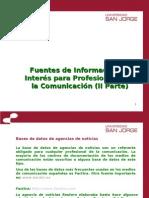 FUENTES de Información II