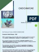 CAD CAM Presentation