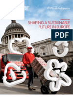 Shaping a sustainable future in Europe