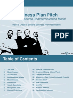Microsoft Powerpoint Business Plan Pitch Compatibility Mode989