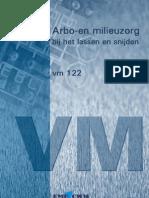 VM122 Arbo-En Milieuzorg Bij Het Lassen en Snijden