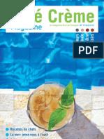 Café Crème Magazine #17 Été 2012