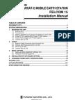 FELCOM 15 Installation Manual F 7-10-09