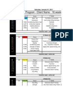 Copy of MaxFit Cardio Strength Program Phase 1 2 3 4