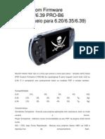 PSP Custom Firmware 6